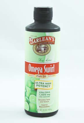 Product review barlean 39 s key lime omega 3 swirl fish oil for Barleans fish oil reviews