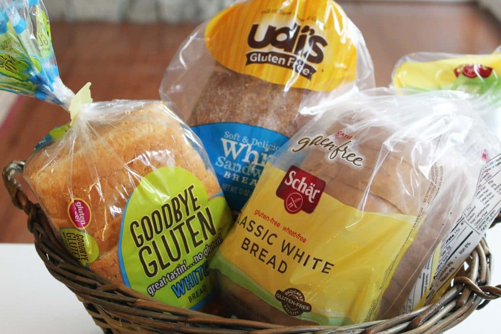 picture of loaves of gluten-free bread