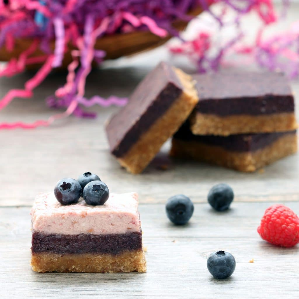 Berry Bliss Bars