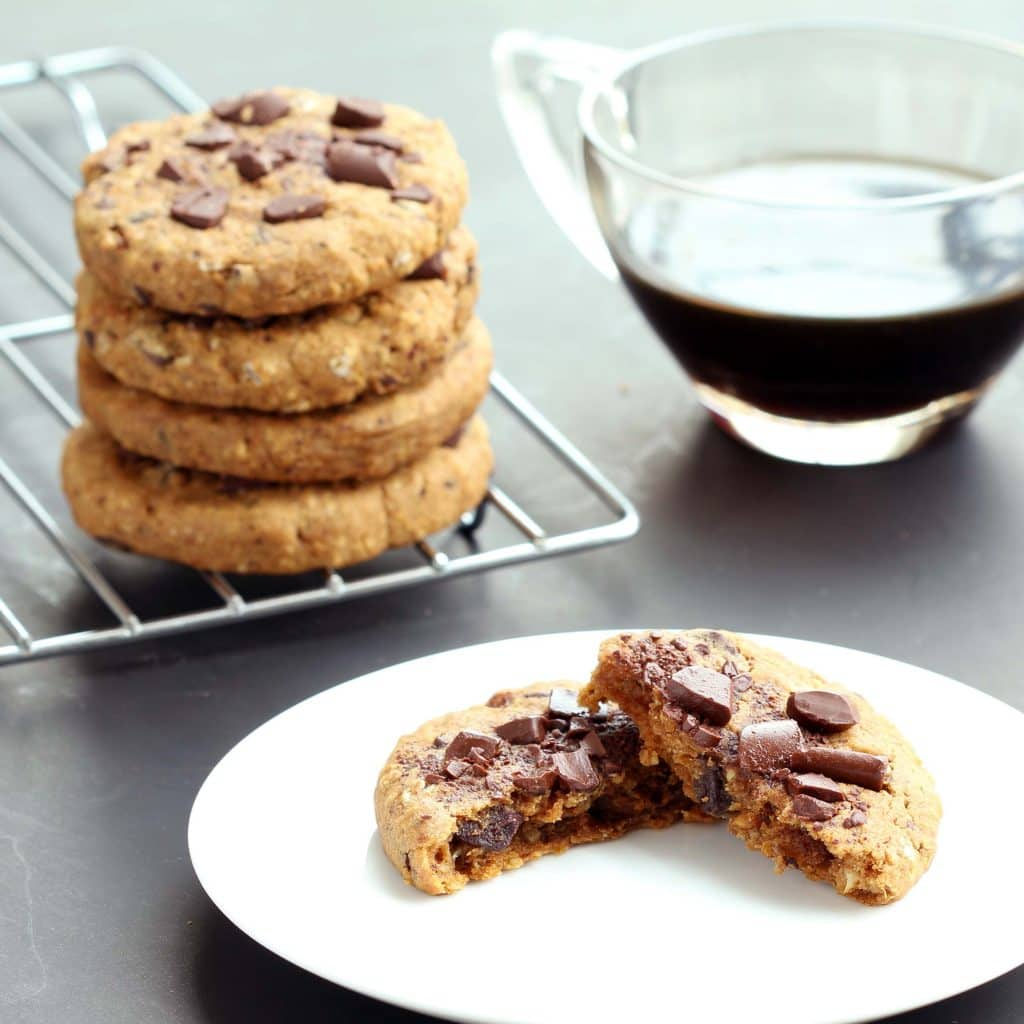 Ultimate Chocolate Chip Cookies (Gluten-free, Plant-based ...