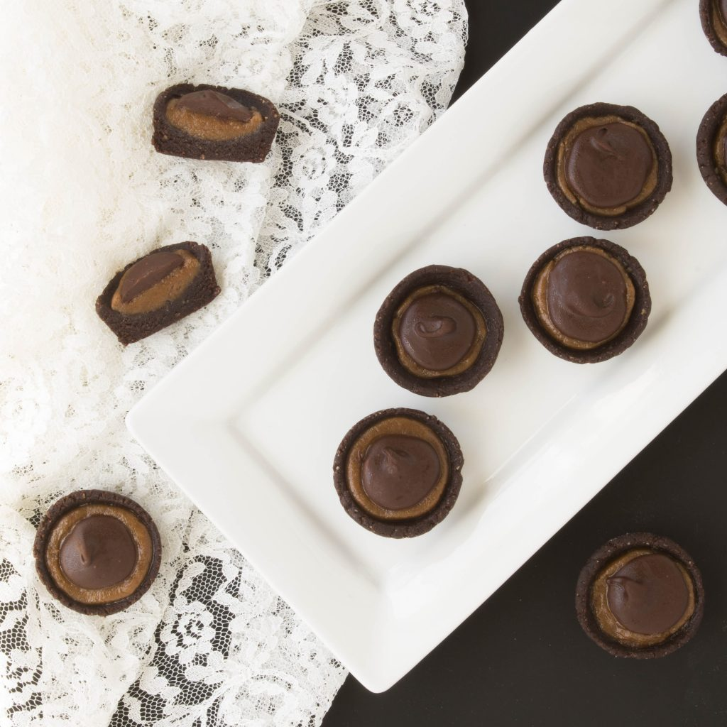 Cocoa Almond Butter Cups