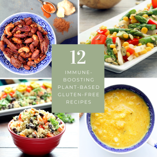 12 Immune-boosting Plant-based Foods and Recipes