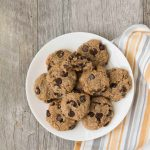 Cashew Flour Chocolate Chip Cookies