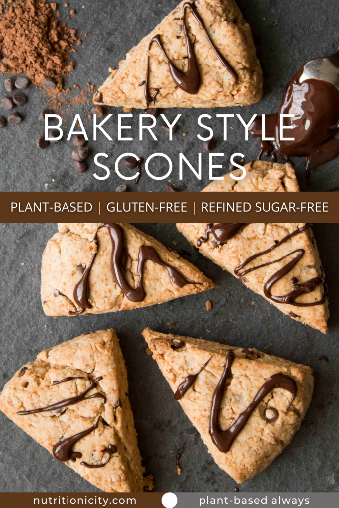 Bakery Style Scones Pin